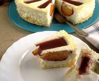 Szilvás torta zila formába (paleo)