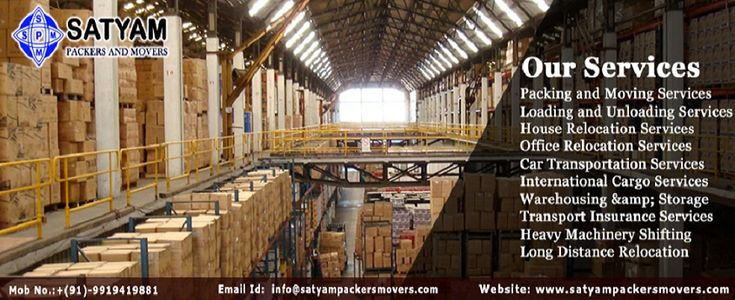 Satyam Packers And Movers Meerut Contact - Safety of Goods – Our High Quality Material,good technique of Packing and using a good and sturdy Vehicle for Transportation will keep all your goods damage free.More info...9919419881, http://satyampackersmovers.com
