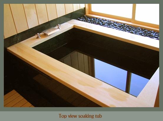 Granite Soaking Tub By Hiroshi Sakaguchi Japanese Love