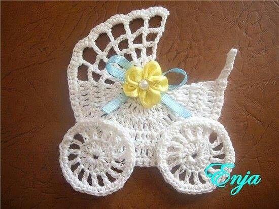 Souvenir carreola de bebe
