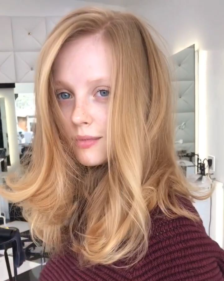 Haircut  hairstyle balayage