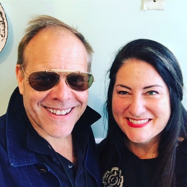 Alton Brown paid us a visit on Sunday when he was in town for his live show at the Fabulous Fox!