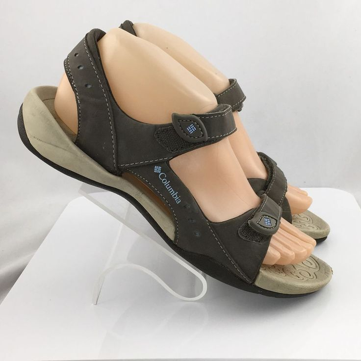 Columbia womens sport sandals sunlight BL4277-255 size 7 M Water outdoor walking #Columbia #SportSandals #Casual