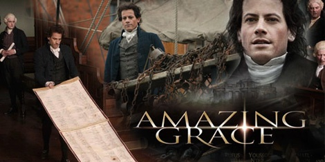 Amazing Grace: Wilber Wilberforce's greatness