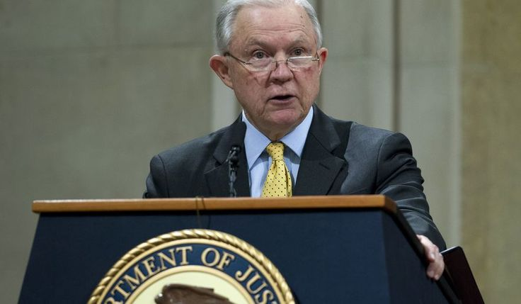 """Attorney General Jeff Sessions said Friday that he will push the Justice Department to clean up any shortcomings identified in the wake of the new House intelligence committee memo, saying """"no department is perfect."""""""