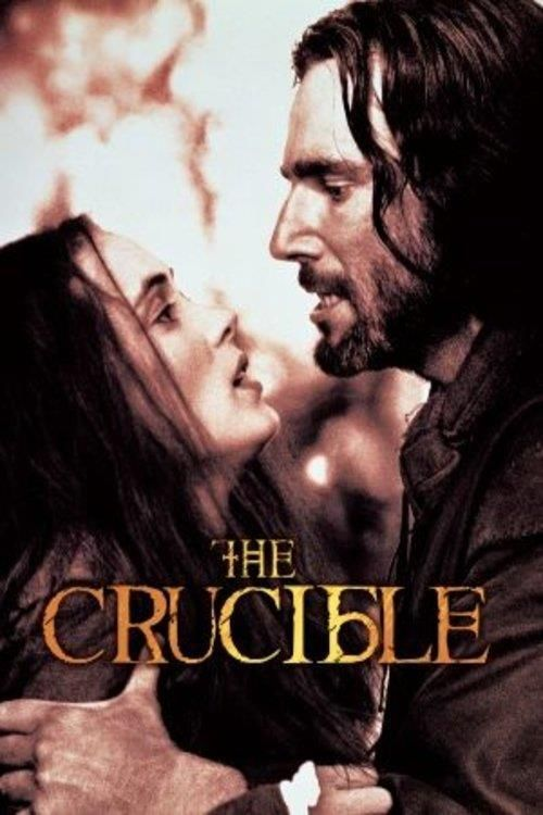 The Crucible    Support: Bluray 1080    Directeurs: Nicholas Hytner    Année: 1996 - Genre: Drame / Histoire - Durée: 124 m.    Pays: United States of America - Langues: Français, Anglais    Acteurs: Daniel Day-Lewis, Winona Ryder, Paul Scofield, Joan Allen, Bruce Davison, Rob Campbell, Charlayne Woodard, Frances Conroy, Elizabeth Lawrence, Mary Pat Gleason, Karron Graves, Peter Maloney, Ruth Maleczech, Jeffrey Jones, Peter Vaughan
