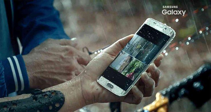 Galaxy Note 6 Spek Gahar, Anti Air Juga Retina Scanner