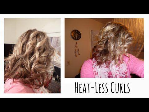 25 best ideas about heatless curls overnight on pinterest overnight curls overnight