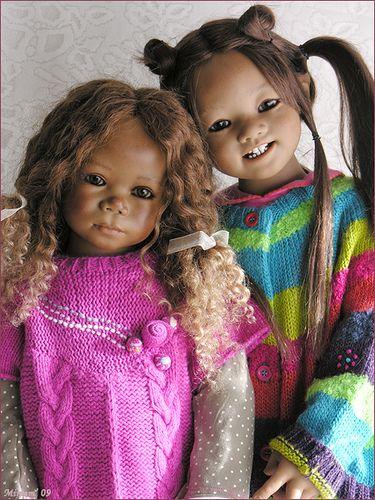 Bunda and Natiti (Annette Himstedt 2005)