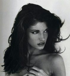 Beauty and young #Stephanie Seymour