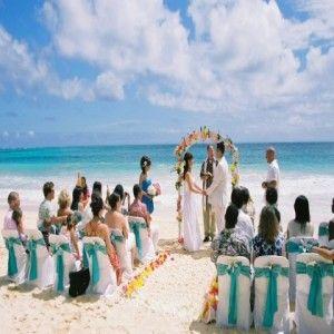 Four Beach Wedding Reception Decoration Ideas