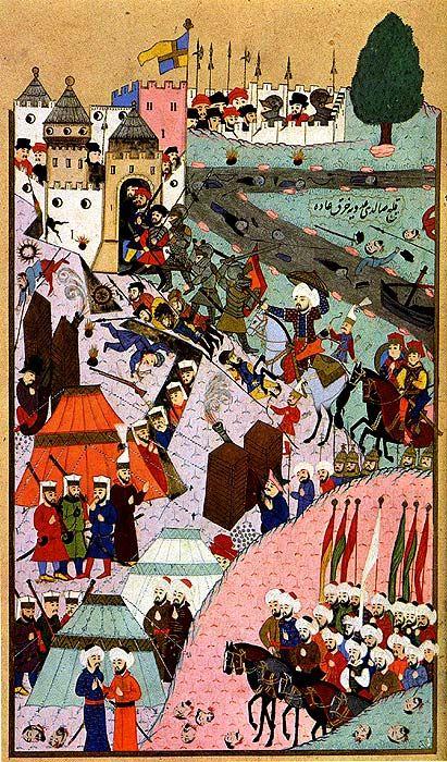 Ottoman miniature art
