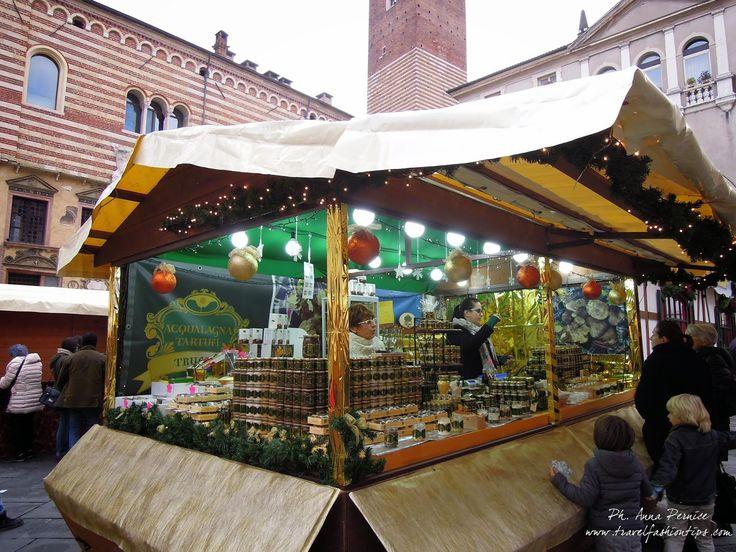 Mercatini di Natale a Verona - Travel and Fashion Tips by Anna Pernice
