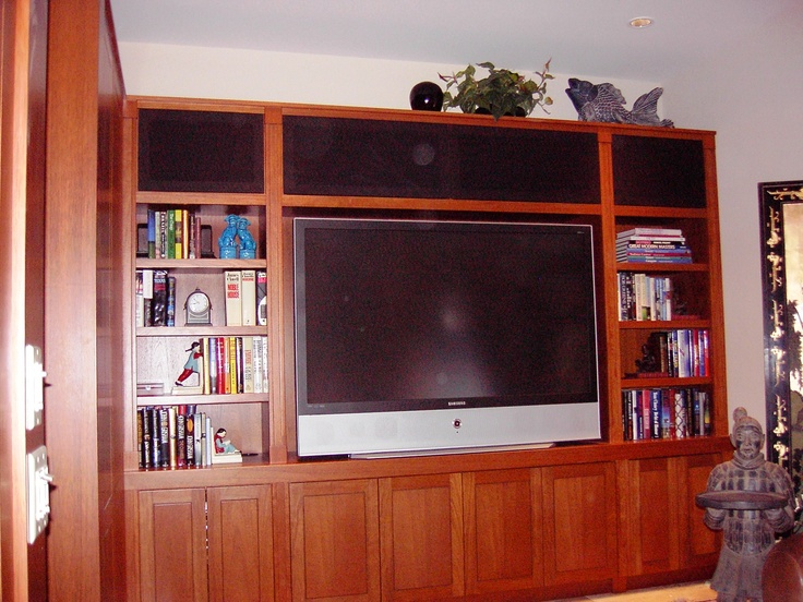 Closet Connections Does Entertainment Centers, Too! Call 313 884 1818 If You