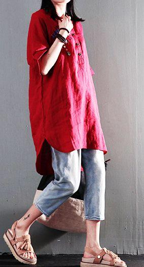red linen sundress short summer dresses plus size maternity dress eyes, window of the heart