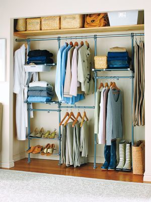 Our Extend-It Closet Kit Review by Canadian Living Magazine