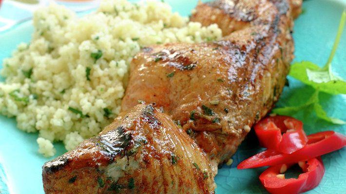 Svin indrefilet er et magert, godt og mildt kjøtt, og egner seg perfekt til grilling. Kjøttet kan kombineres med de fleste andre smaker, og er derfor supert å marinere.