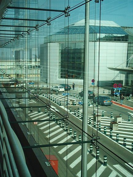Brussels Airport- Europe