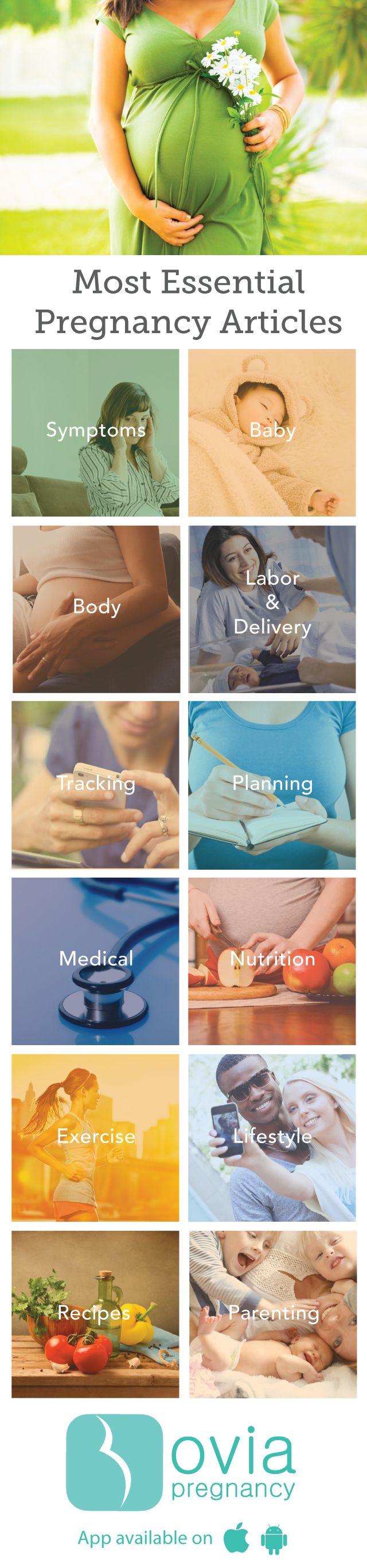 Expecting? Watch your baby grow every day with Ovia Pregnancy! Download the most popular pregnancy app for free.