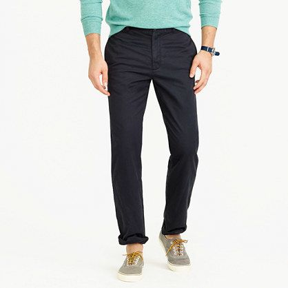 J.Crew Broken-in chino pant in 1040 athletic fit