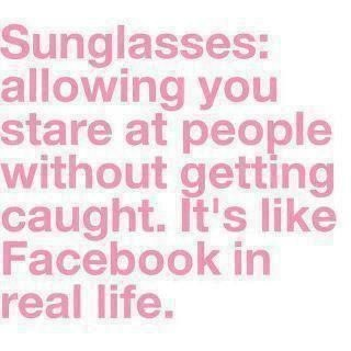 : At The Beaches, Real Life, The Real, Quote, Truths, Funny Stuff, So True, Sunglasses, True Stories