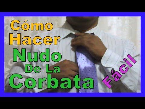 COMO HACER EL NUDO DE LA CORBATA FÁCILMENTE Y RÁPIDO como hacer nudo de corbata FACIL Y RAPIDO NUDO DE CORBATA FACIL como poner una corbata en 5 SEGUNDOS. Como hacer nudo de corbata aprende hacer el nudo de la corbata paso a paso.