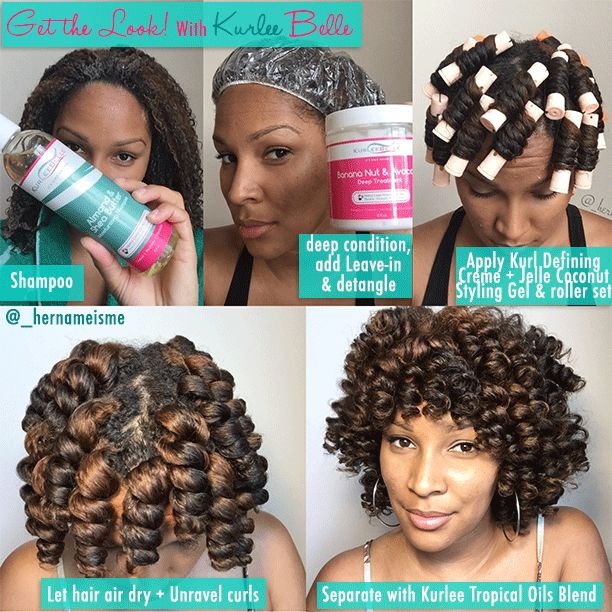 Almond Butter For Natural Hair