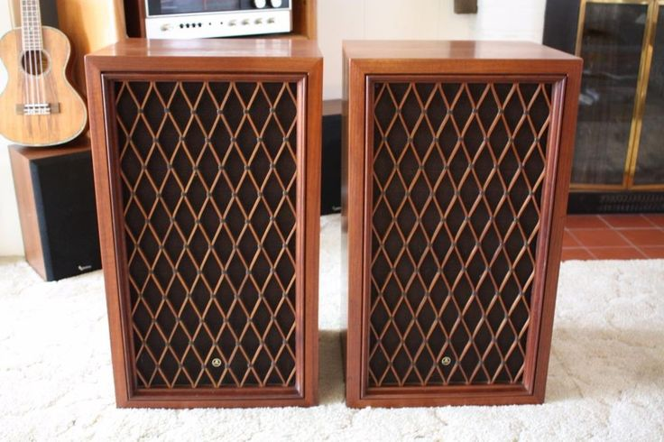 Vintage Pioneer CS-77 Floor Speakers Refinished Cabinets # ...