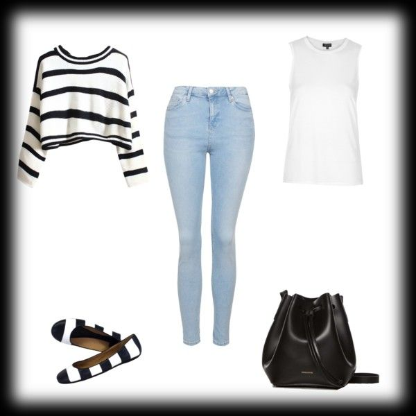 Untitled #13 by mozes-katalin on Polyvore featuring polyvore, fashion, style, Topshop, Kate Spade and Rachael Ruddick