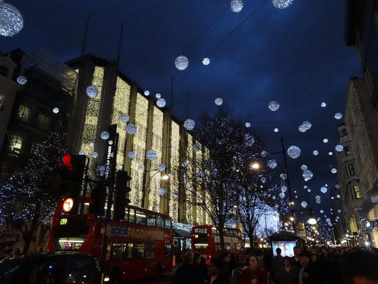 Oxford Street London <3