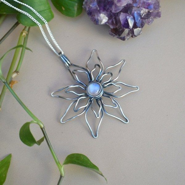 Eclectic wire wrapped jewelry and more