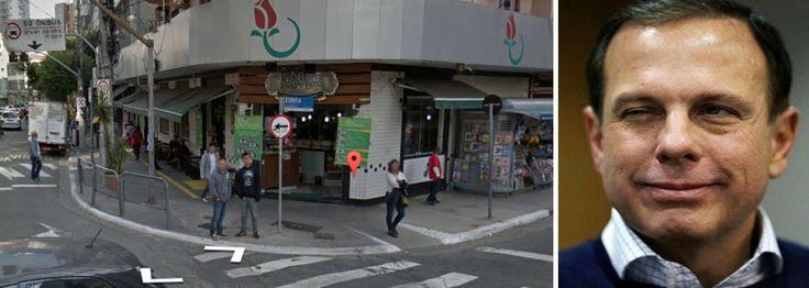 """Um grupo de ativistas está organizando distribuição de comida em frente a uma padaria de São Paulo que decidiu não vender mais lanche a quem quiser comprá-lo para dar a um morador de rua; funcionários da área de limpeza urbana da gestão do prefeito João Doria (PSDB) têm jogado jatos de água em moradores de rua para acordá-los; a padaria colocou um cartaz para informar que """"não faz nenhum tipo de refeição para ser entregue a morador de rua""""; na próxima semana haverá um protesto em frente à…"""