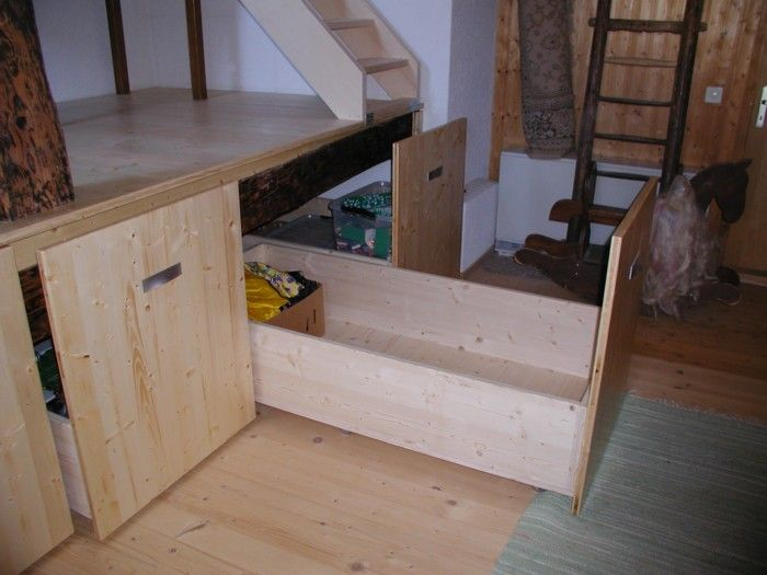 Mit Einbauschränken Den Raum Optimal Nutzen   Holzbau Strebel GmbH