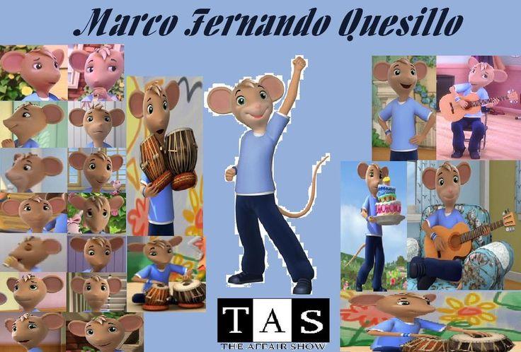 Marco Fernando Quesillo Collage by Shafty817