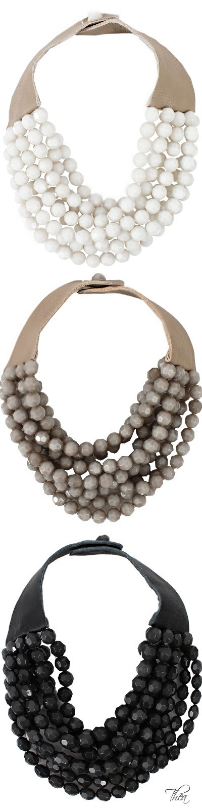Safari Chic ● Fairchild Baldwin, Bella Beaded Necklace