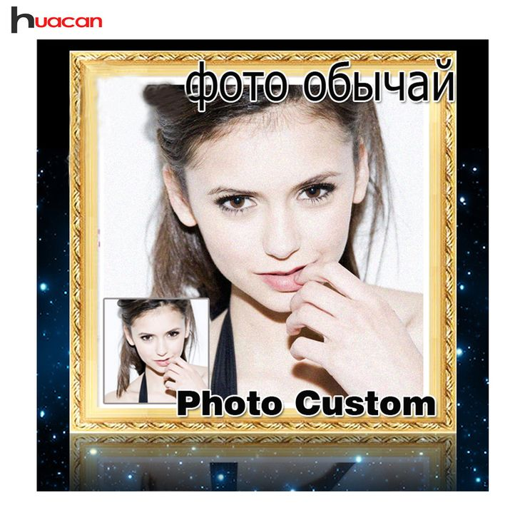 Click Image to Buy.  DIY PHOTO CUSTOM Diamond Painting Picture of Rhinestones Diamond Embroidery Beadwork E6 Cross Stitch 5D Home Decoration FMC-2011 *~* Offer can be found on  AliExpress.com. Just click the image