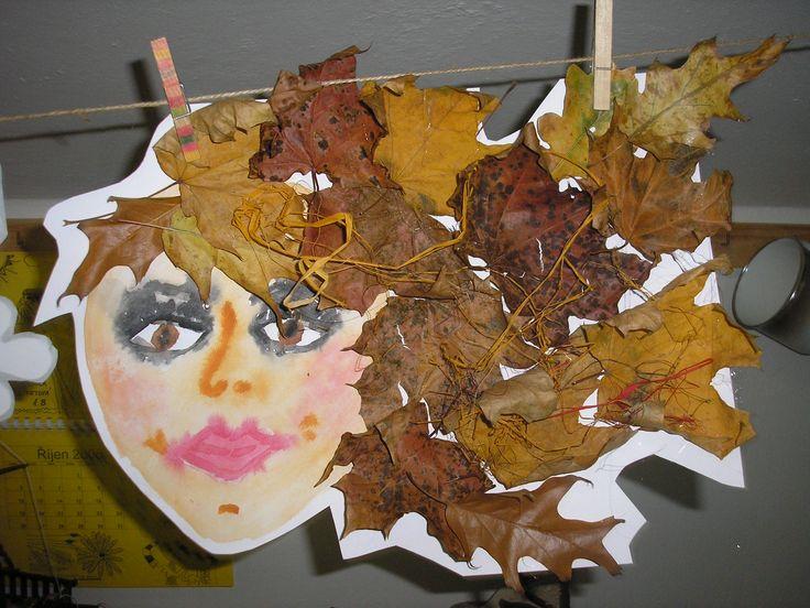 Podzimní paní