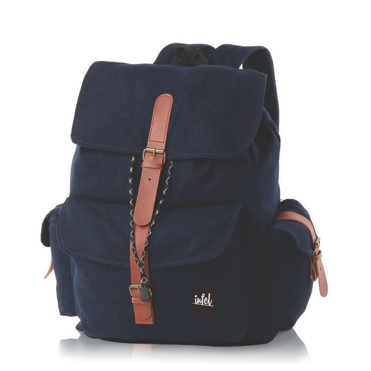 Tas Ransel / Backpack (Laptop) Unisex Pria Wanita – SMM 744