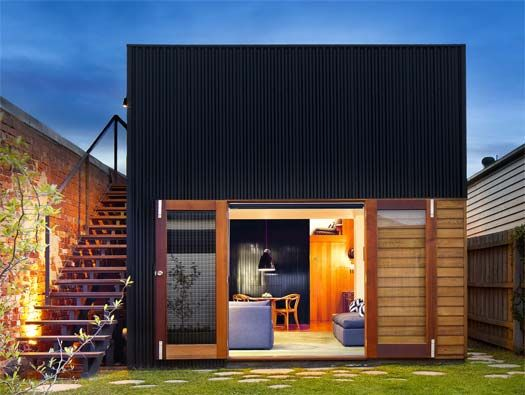 Brunswick House by Christopher Botterill (Melbourne, Australia) #architecture
