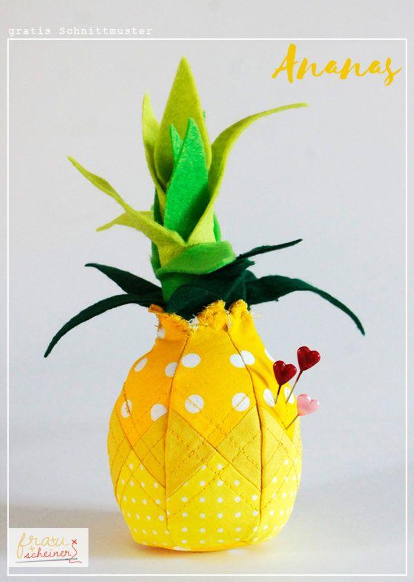 Wer wohnt in der Ananas ...