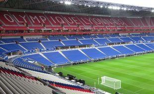 Parc Olympique Lyonnais, Stade des Lumières