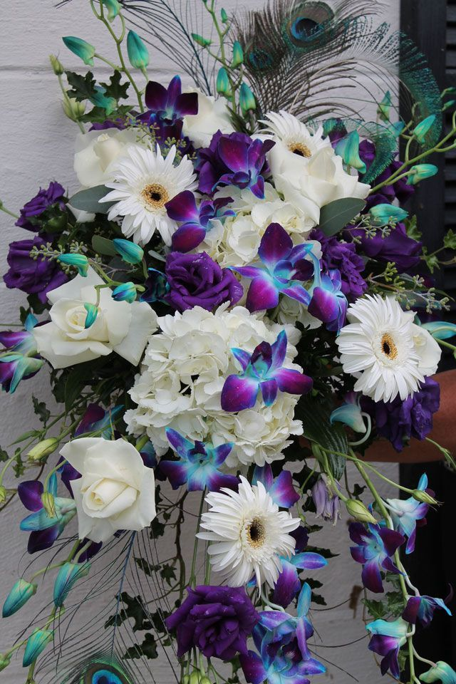 Best deep purple and teal love images on pinterest