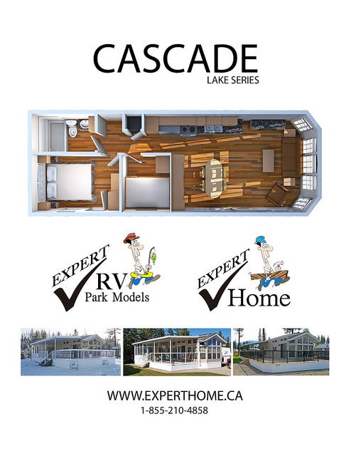Cascade Lake Series Park Models From Expert Homes Expertrvca