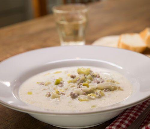 Más de 25 ideas increíbles sobre Hackfleisch käse suppe en - käse lauch suppe chefkoch