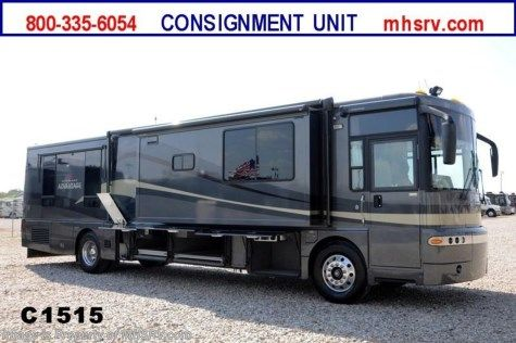 Used 2004 Winnebago Ultimate Advantage (40K) W/3 Slides RV for Sale For Sale by Motor Home Specialist available in Alvarado, Texas