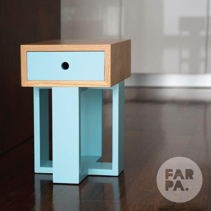 Banco Gaveteiro Box Mais #farpa #gaveteiroboxmais #wood