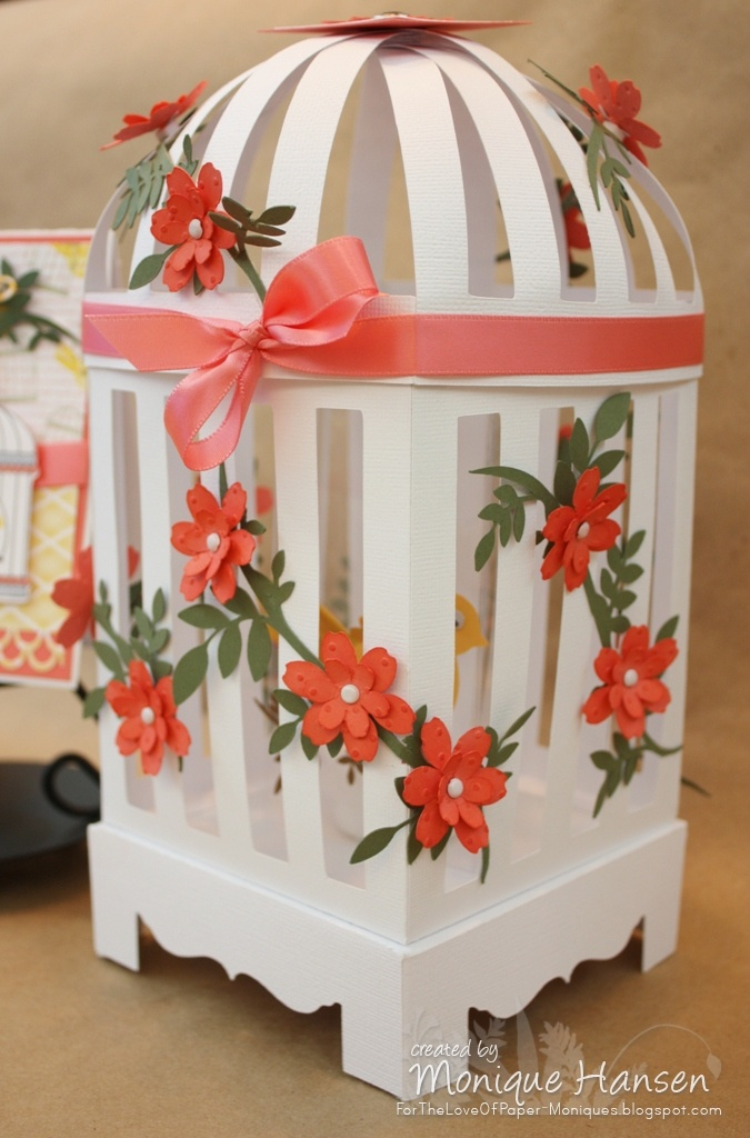paper birdcage templates - Google Search