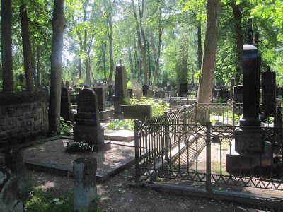 Hietaniemen hautausmaa.