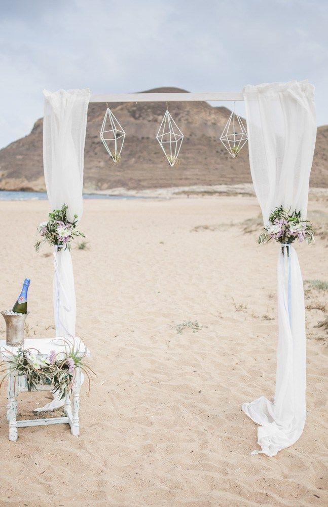 eine entspannte strandhochzeit in andalusien heiraten zur. Black Bedroom Furniture Sets. Home Design Ideas