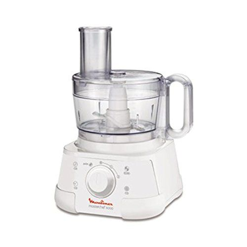 Philips HR7627//01 Daily Collection Food Processor 650 Watt White 2.1 Litre